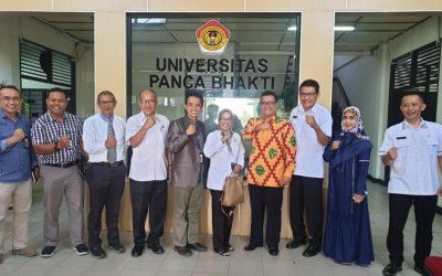 UPB Bersinergi Bersama Balitbang Provinsi Kalimantan Barat