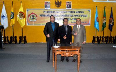Dr. Ir. Agusalim Masulili, MP Ambil Sumpah Sebagai PR 1