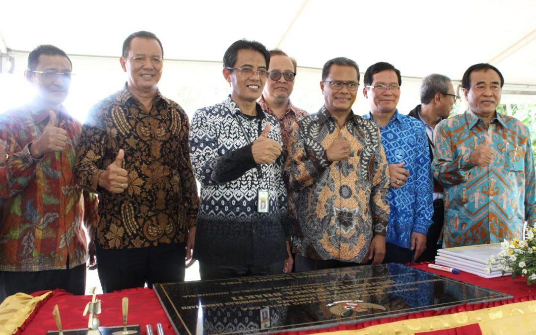 """Lakukan """"Ground Breaking"""", UPB Undang Kementrian Pendidikan dan Kebudayaan Indonesia"""