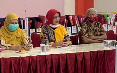 Siap Hadapi New Normal, FH UPB dan Kanwil Kemenkumham Sampaikan PHBS Melalui PKM