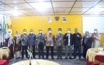 UPB Jalin Kerja Sama dengan Pemkab Kayong Utara