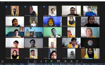Pusat Karir Gelar Webinar Pelatihan Kepemimpinan