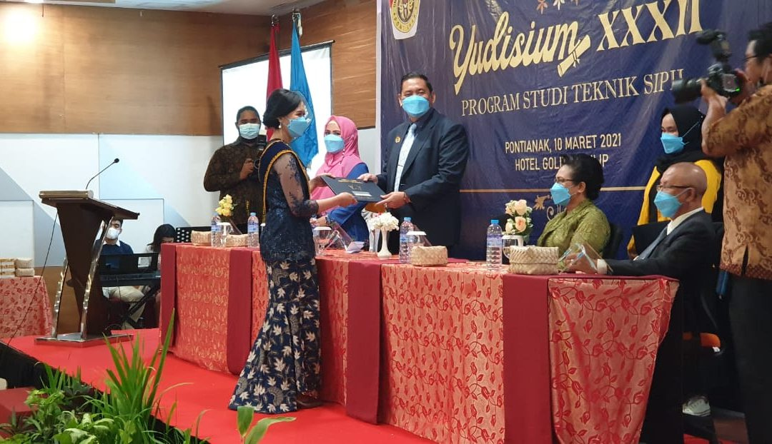 Gelar Yudisium, FT UPB Wajibkan Swab & Rapid Tes